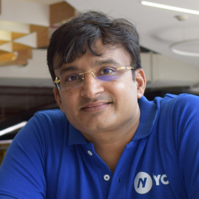 Vinay Bagri, CEO and Co-founder, Niyo Solutions Inc